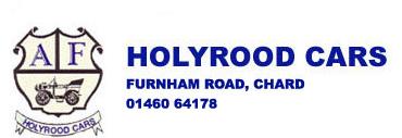 Holyrood Cars